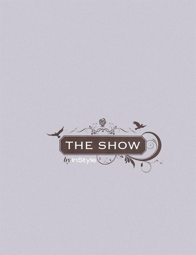 Украшения от ANDRES GALLARDO в приложении InStyle - The Show