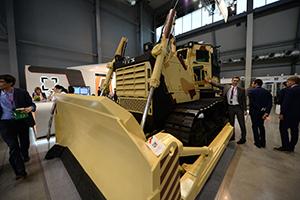 Бронированные тракторы готовят на экспорт