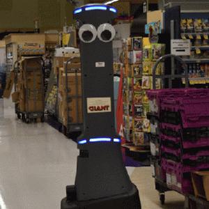 Роботы-зазывалы для американских супермаркетов