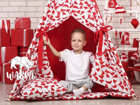 Вігвами для дитячої кімнати: плюси і мінуси