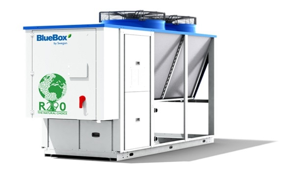 Итальянская Swegon выпустила 200-киловаттные тепловые насосы