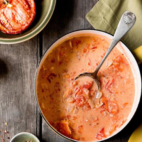 Готовое блюдо — Кокосово-томатная паста