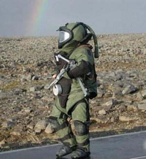Белорусские саперы получат защиту от взрывов