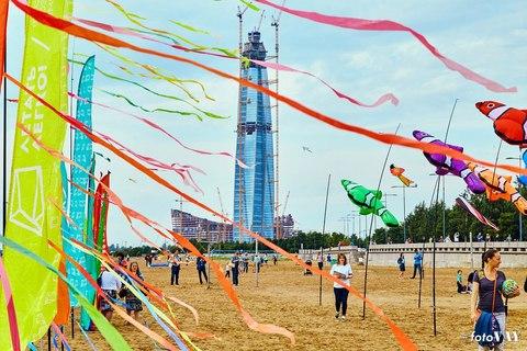 VIII Фестиваль воздушных змеев Летать легко!