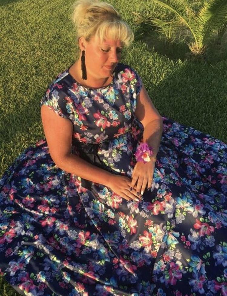 Отзыв о платье (нет на сайте 95)