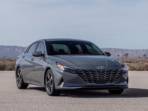 Новая модель чехлов Hyundai Elantra с 2020 года