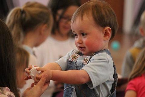 Что делать, чтобы малыш заговорил?