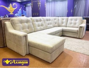 Адмирал - это модульный, универсальный и современный диван.