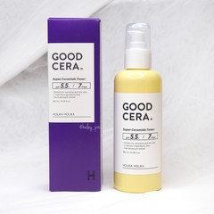 Обзор на тонер HOLIKA HOLIKA GOOD CERA SUPER CERAMIDE TONER REVIEW