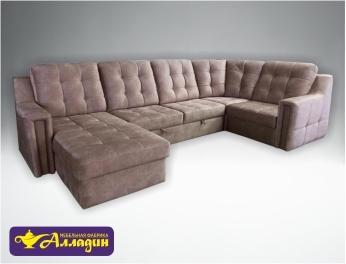 Современный диван АДМИРАЛ для тех, кто ценит комфорт, удобство, практичность и не ищет компромиссов