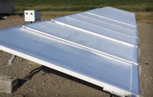 Заменить кондиционеры отражающими солнечный свет панелями предлагает SkyCool Systems