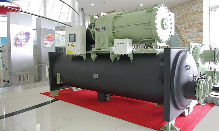 Пекинский аэропорт получит уникальный кондиционирующий агрегат GREE Electric