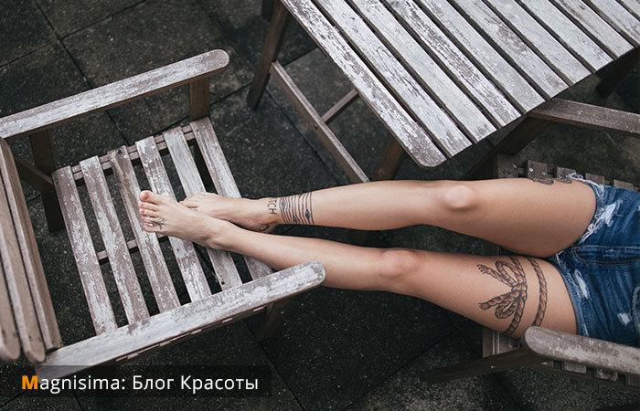 Универсальные рецепты от усталости ног