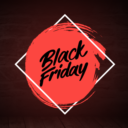 Праздник «черных» цен! -25%