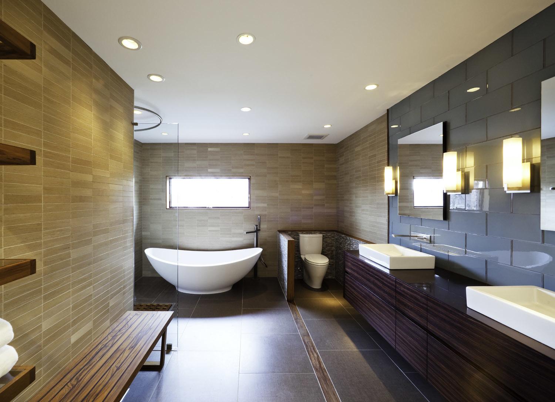 Какое освещение выбрать в ванную?