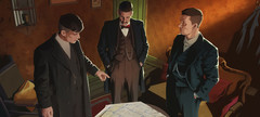 игра Peaky Blinders: Mastermind по мотивам сериала