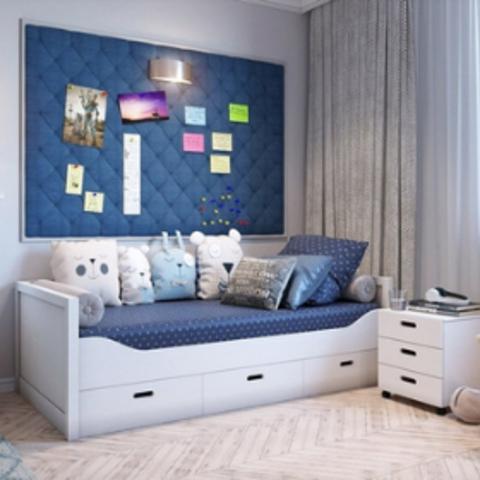 Подбор детской кровати из массива