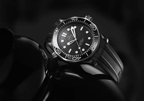Новый взгляд на OMEGA Seamaster Diver 300M