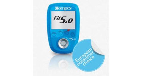 Миостимулятор Compex Fit 5.0 получил премию European Consumers Choice