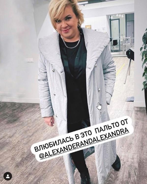 Алена Блин (Жигалова) о пальто с подогревом: