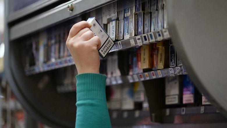Продавец на табачные изделия купить чапман в ульяновске сигареты