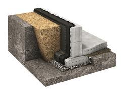 Особенности подбора для гидроизоляции фундамента и цоколя