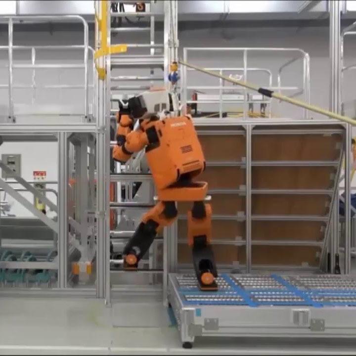 E2-DR – робот-экстремал