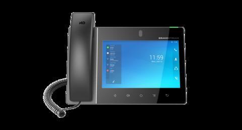 Grandstream выпускает новый High-End видеотелефон