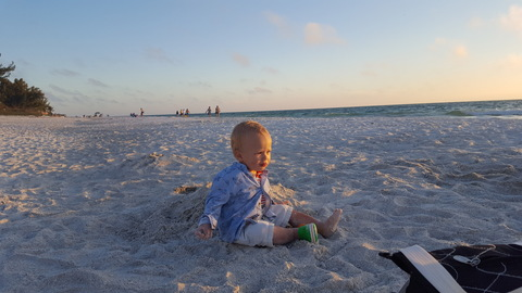 Когда можно начинать путешествовать с малышом?