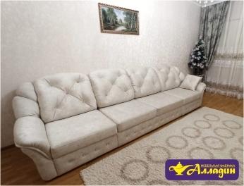 Красивый и функциональный диван АЛЛАДИН в интерьере наших клиентов.