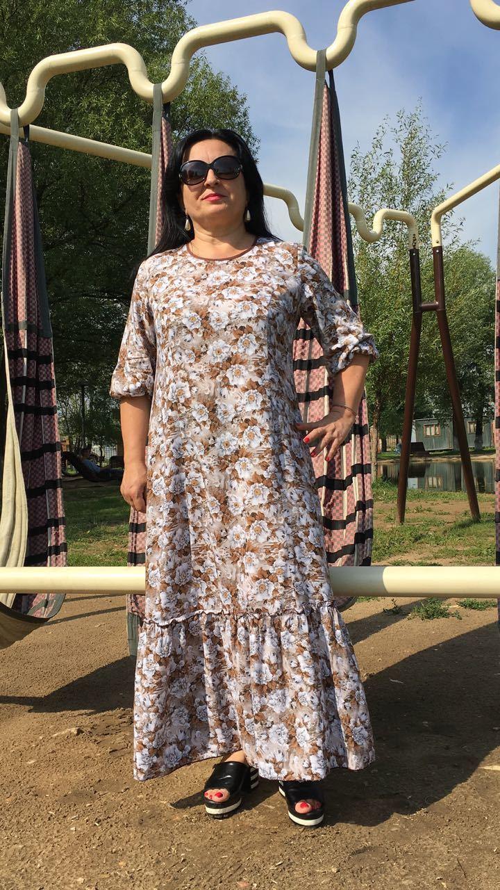Отзыв о платье (нет на сайте 35)