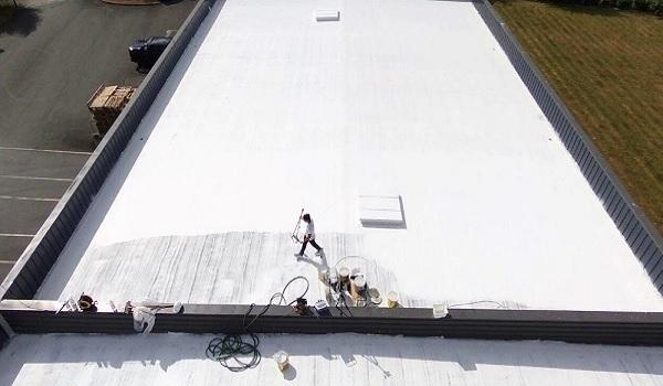 Крыши Франции охладит светоотражающее покрытие Arkema