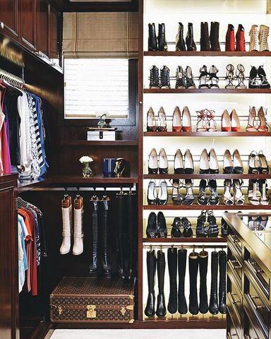 Советы Лизы Адамс: организация взрослой гардеробной