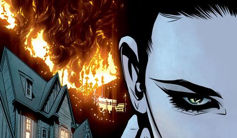 DC/Vertigo Взрослые комиксы на сложные темы
