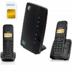 Стационарный сотовый телефон вместо домашнего