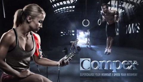 Электростимуляция Compex в кроссфите