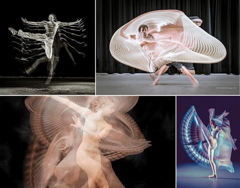 Креативные Техники для Вдохновения на Балетную Фотографию: Стробоскопическая Фотография