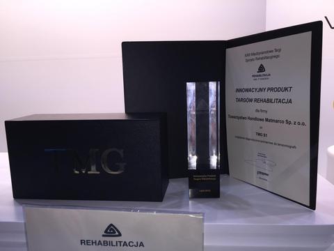 Прибор диагностики мышц TMG получил премию за инновационность