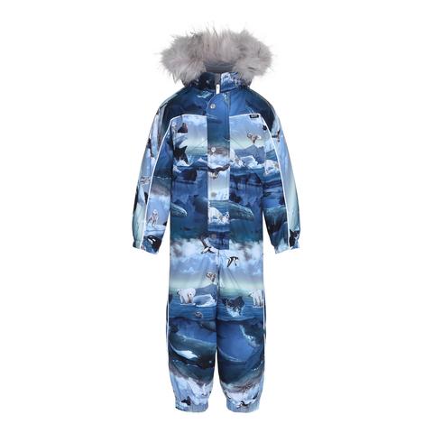 MOLO зимний комбинезон Арктический пейзаж
