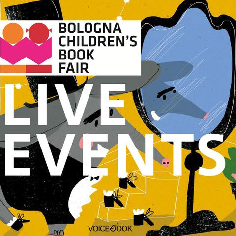 Болонская детская книжная ярмарка в этом году впервые проходит в необычном формате online!⠀