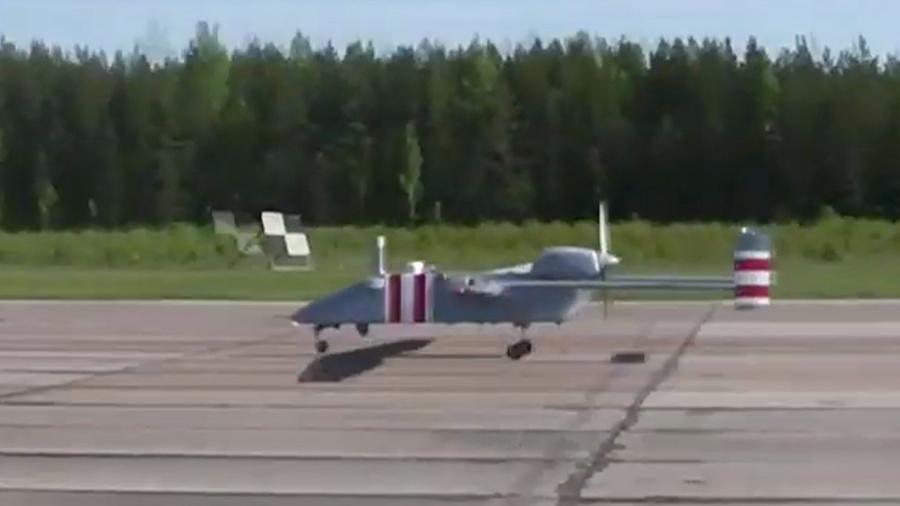 «Форпост-Р» отправился в первый полет
