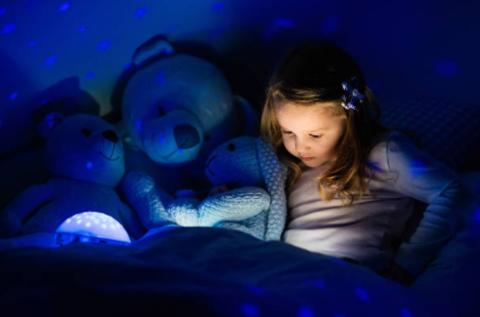 Ночные монстры в детской! Если ребёнок боится темноты...