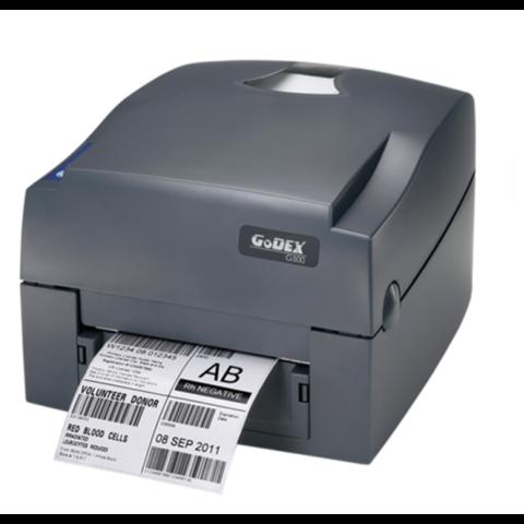 С принтером штрих-кода и смотчиком этикеток работать легче!