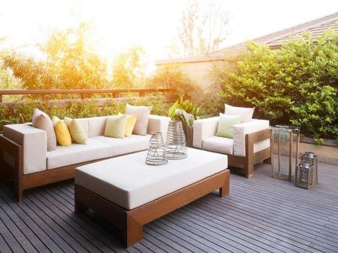 Мебельные ткани для уличной мебели и не только