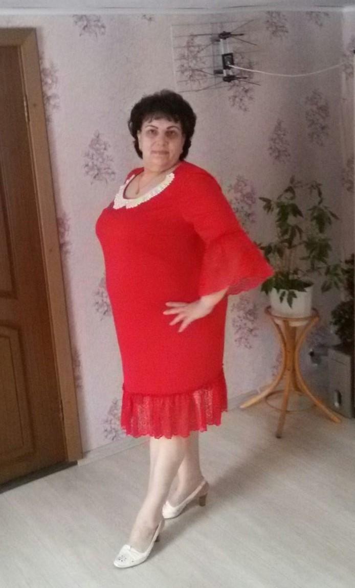 Отзыв о платье 6517