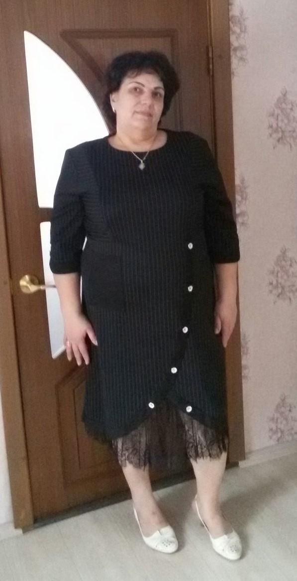 Отзыв о платье 6195