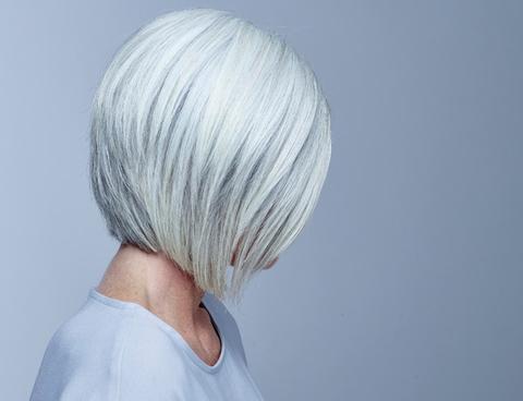 Как выбрать шампунь для седых волос?