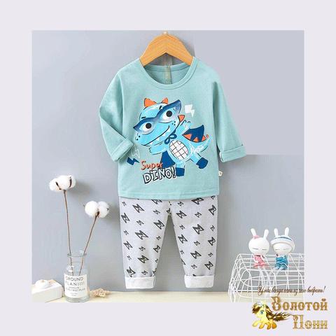 Пижамы мальчикам оптом