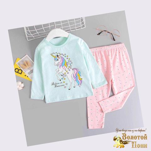 Пижамы девочкам оптом