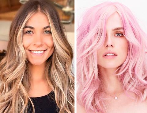 Тренды окрашивания волос 2019: пять самых ярких новинок